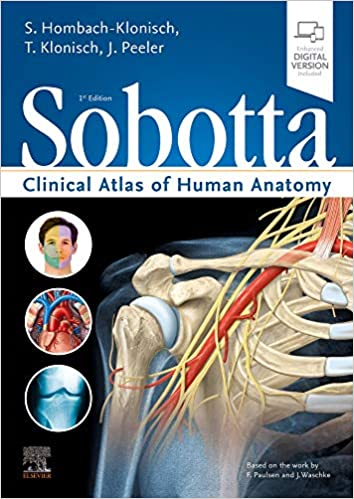 Sobotta Clinical Atlas of Human Anatomy, one volume 2019 - آناتومی