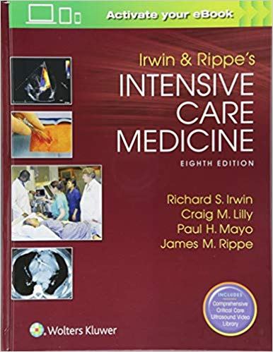 Irwin and Rippe s Intensive Care Medicine 3 Vol 2018