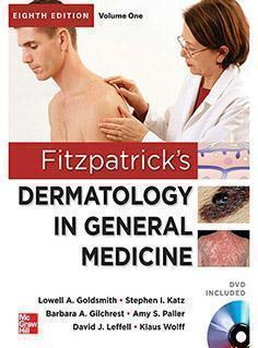 FITZPATRIC  DERMATOLOGY IN GENERAL MEDICINE  2012 - پوست
