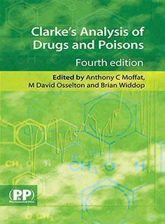 CLARK ANALYSIS OF DRUG AND POISONS  2012 - فارماکولوژی