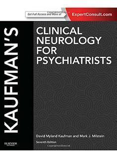 CLINICAL NEUROLOGY FOR PSYCHIATRIS  KAUFMAN  2013 - روانپزشکی