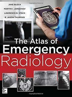 THE ATLAS OF EMERGENCY RADIOLOGY  2013 - اورژانس
