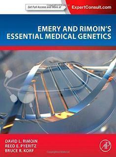 ESSENTIAL OF GENETIC EMERY  2013 - ژنتیک