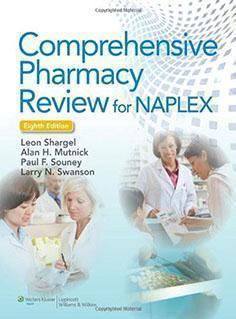 COMPREHENSIVE REVIEW PHARMACOLOGY  SHARGEL  2013 - فارماکولوژی