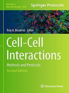 CELL -  CELL  INTRACTION  2013 - بافت شناسی و جنین شناسی