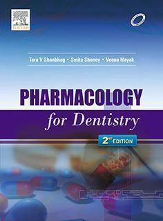 PHARMACOLOGY  FOR DENTISTRY  2014 - دندانپزشکی