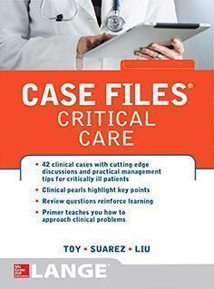 CASE  FILE  CRITICAL  CARE  2014 - بیهوشی