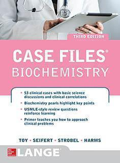 CASE FILES BIOCHEMISTRY  2014 - بیوشیمی