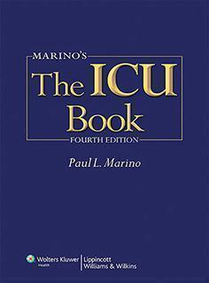 2014  رحلی هارد ICU  BOOK  MARINO - بیهوشی