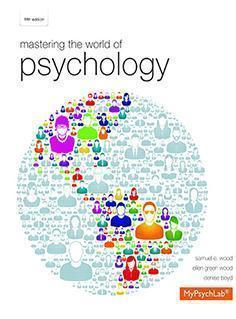 MASTERING THE WORLD OF PSYCHOLOGY  2014 - روانپزشکی