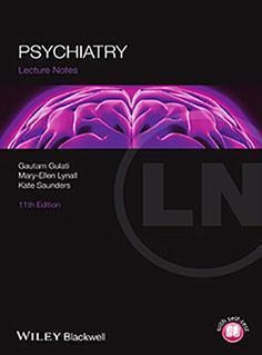 LECTURE NOTE  PSYCHIATRY  2014 - روانپزشکی