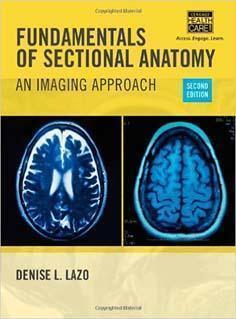 FUNDAMENTALS OF SECTIONAL ANATOMY AN IMAGING  2015 - رادیولوژی