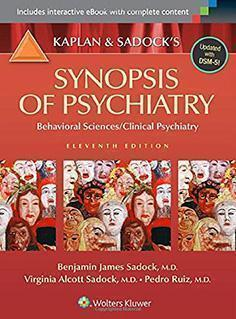 SYNOPSIS OF PSYCHIATRY  KAPLAN  2015 - روانپزشکی
