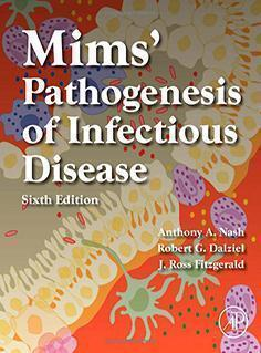 MIMS PATHOGENESIS OF INFECTIOUS DISEASE  2015 - عفونی