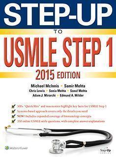 کتاب پزشکی آزمون های امریکا Step 1 First Aid for the USMLE