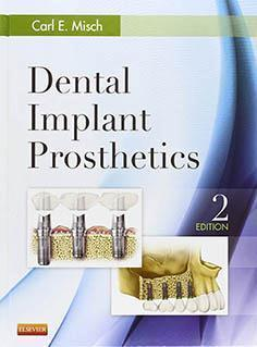 DENTAL IMPLANT PROSTHETICS  2015 - دندانپزشکی