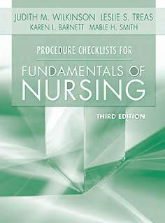 FUNDAMENTAL OF NURSING  2016 - پرستاری