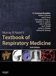 TEXT BOOK RESPIRATORY SYSTEM  MURRAY & NADELS  2016 - داخلی تنفس