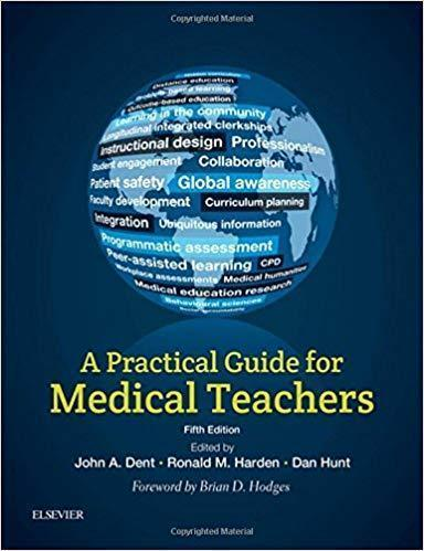 A Practical Guide for Medical Teachers 2017 - فرهنگ و واژه ها