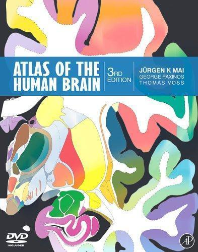 Atlas of the Human Brain - نورولوژی