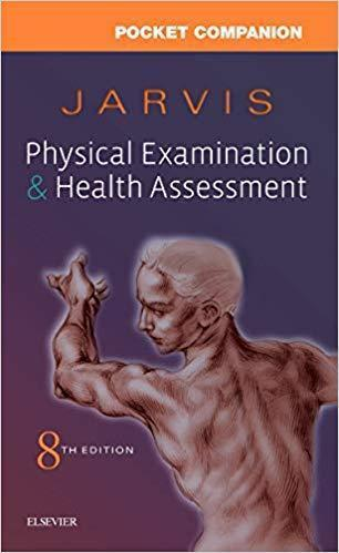 Pocket Companion for Physical Examination and Health Assessment 2020 - علوم آزمایشگاهی