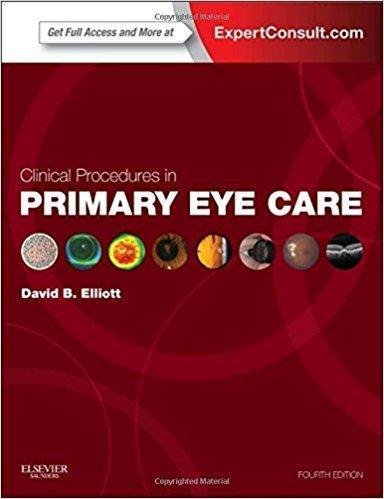 Clinical Procedures in Primary Eye Care  2014 - چشم