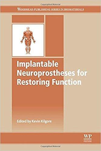 Implantable Neuroprostheses for Restoring Function  2015 - نورولوژی