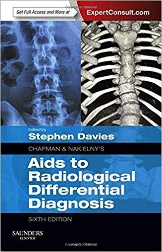 Chapman & Nakielnys Aids to Radiological Differential Diagnosis  2014 - رادیولوژی