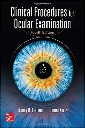 Clinical Procedures for Ocular Examination 2019 - چشم