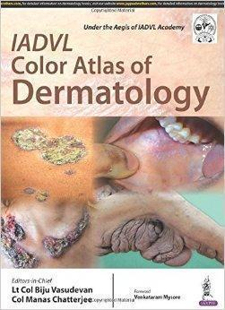 Iadvl Color Atlas of Dermatology  2016 - پوست