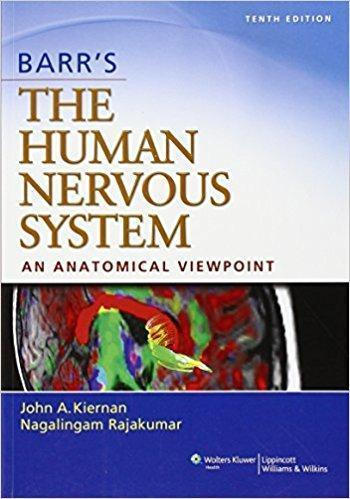 Barrs The Human Nervous System  2014 - نورولوژی