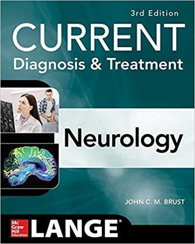 CURRENT Diagnosis & Treatment Neurology 2019 - نورولوژی