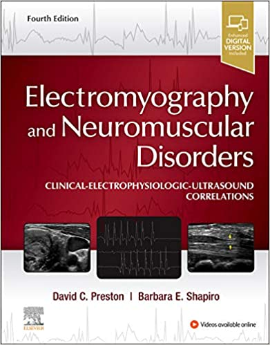 Electromyography and Neuromuscular Disorders: Clinical-Electrophysiologic-Ultrasound Correlations 2021 - نورولوژی