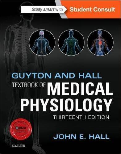 GUYTON & HALL MEDICAL PHYSIOLOGY  2016 - فیزیولوژی
