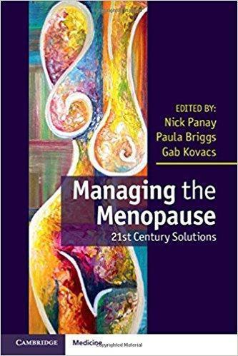 Managing the Menopause  2015 - زنان و مامایی