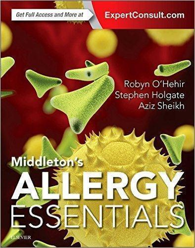 MIDDLETONS ALLERGY ESSENTIALS  2017 - داخلی