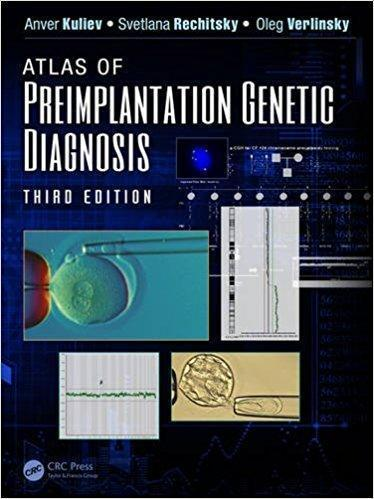 Atlas of Preimplantation Genetic Diagnosis  2014 - ژنتیک