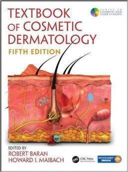 Textbook of Cosmetic Dermatology  2017 - پوست