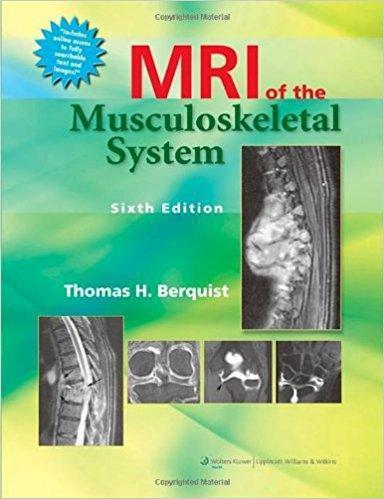 MRI of the Musculoskeletal System  2013 - رادیولوژی