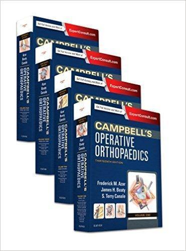 CAMPBELL OPERATIVE ORTHOPEDI  2017 - اورتوپدی