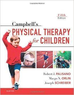 Campbell's Physical Therapy for Children   2016 - اطفال