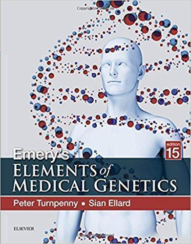 Emerys Elements of Medical Genetics 2017 - ژنتیک