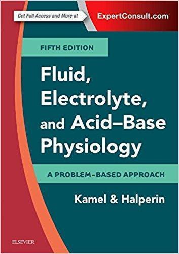 Fluid Electrolyte and Acid-Base Physiology  2017 - داخلی
