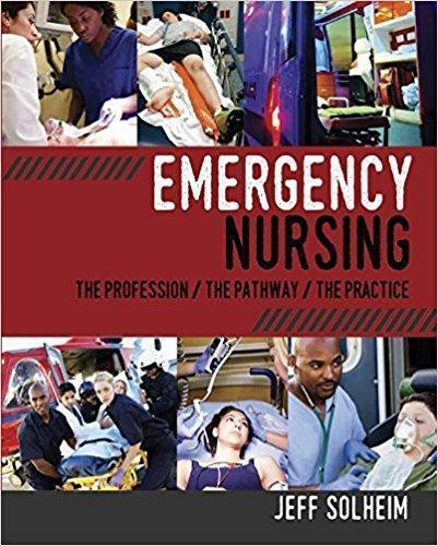 Emergency Nursing: The Profession, the Pathway  2016 - اورژانس
