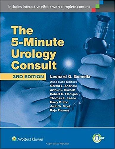 The 5 Minute Urology Consult  2015 - اورولوژی