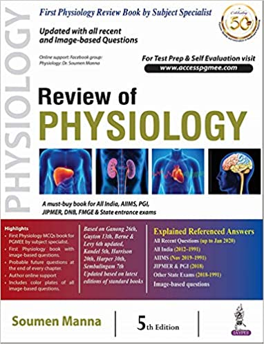 Review of Physiology 2020 - فیزیولوژی