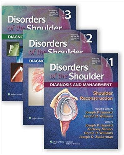 Disorders of the Shoulder: Diagnosis and Management Package  2014 - اورتوپدی
