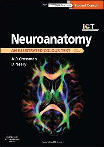 Neuroanatomy: an Illustrated Colour Text  2015 - نورولوژی