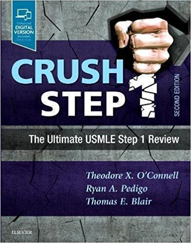 Crush Step 1  The Ultimate USMLE Step 1 Review 2018 - آزمون های امریکا Step 1
