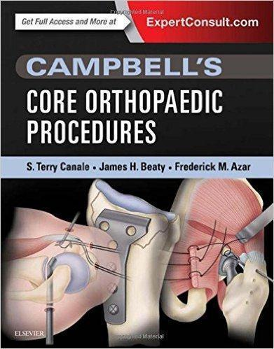 CAMPBELLS CORE ORTHOPAEDIC PROCEDURES 2016 - اورتوپدی